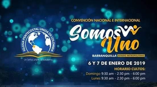 convención 2018